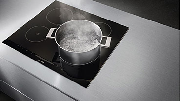 Siemens induction hobs